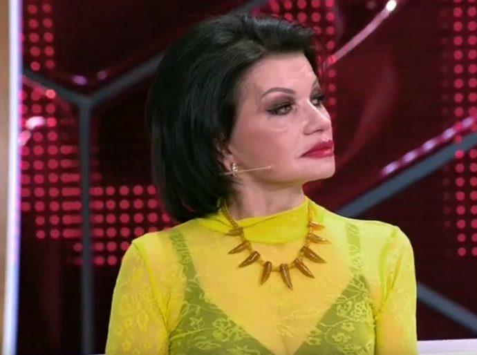 Жена Гогена Солнцева Екатерина Терешкович после пластической операции