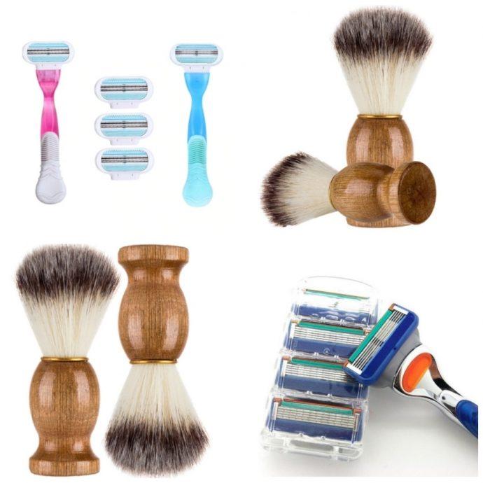 Принадлежности для бритья и удаления волос на AliExpress