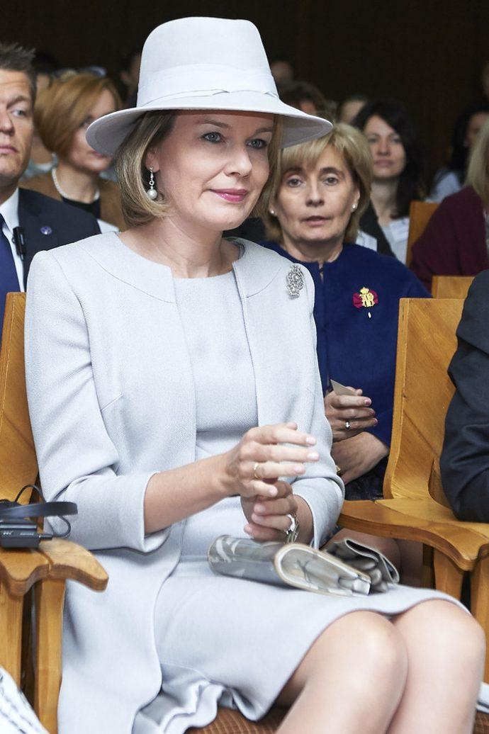 Первая леди Бельгии Матильда