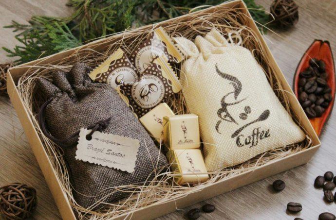 Подарочный набор кофе