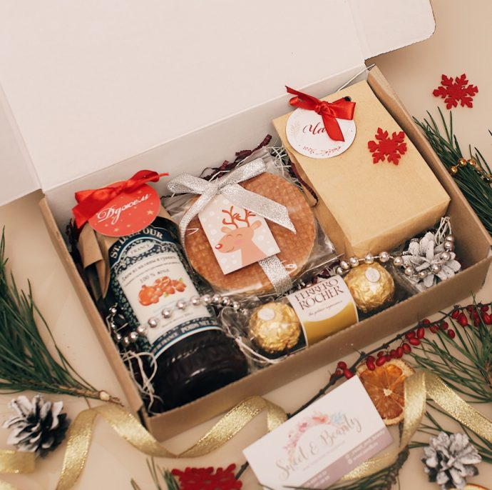 Изысканный чайный набор в подарок друзьям и знакомым