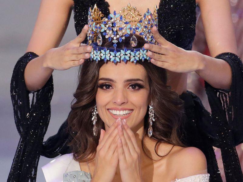 Модные луки от Мисс мира 2018 Ванессе Понкэ де Леон