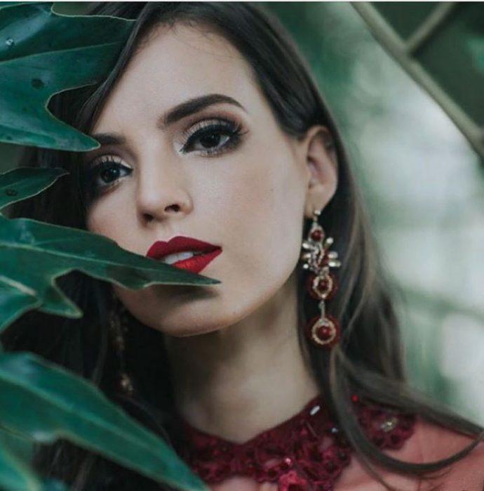 Мисс мира Ванесса Понкэ де Леон