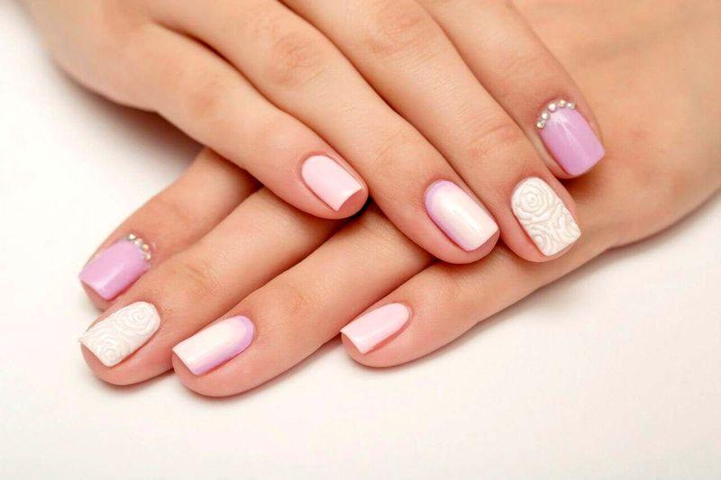 Как визуально удлинить ногти с помощью маникюра — 5 основных приёмов