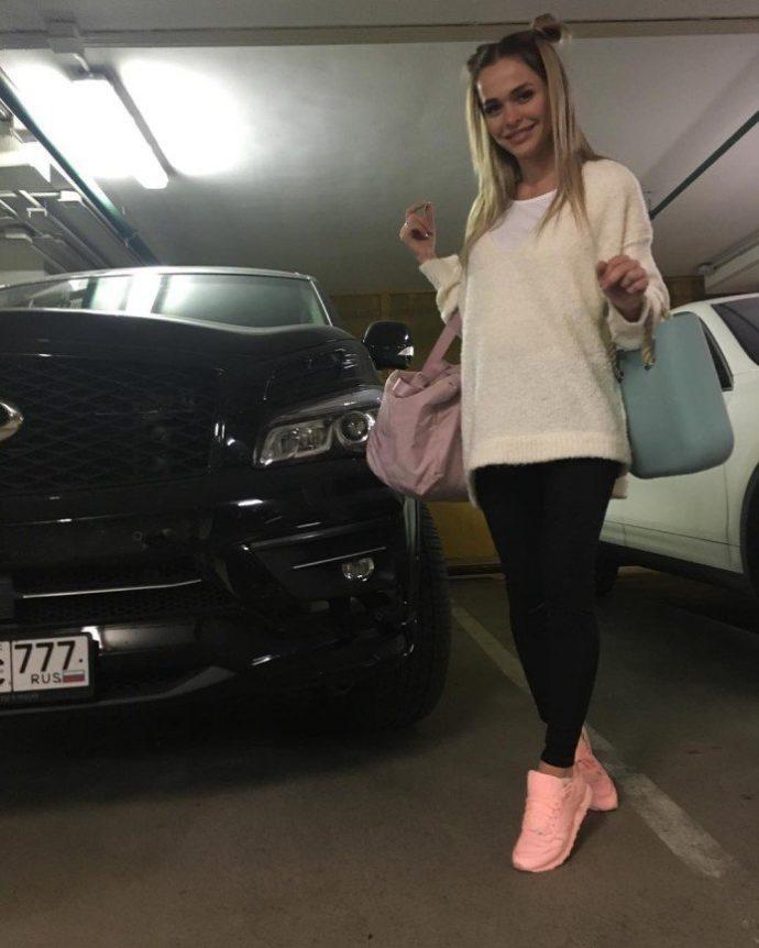 Анна Хилькевич в жизни