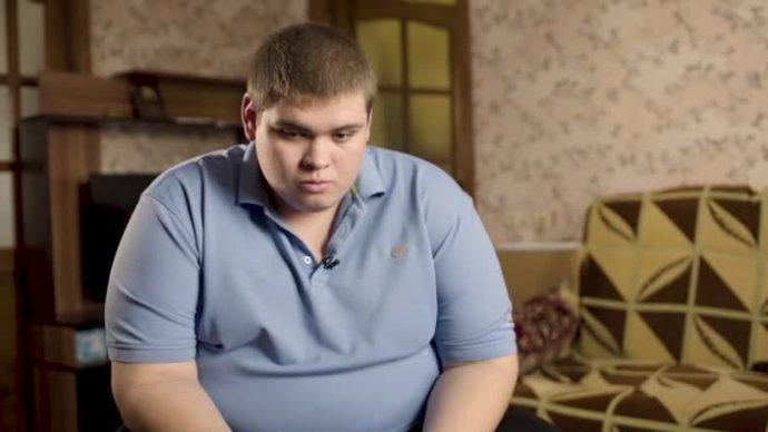 Игорь Кошелев «до»
