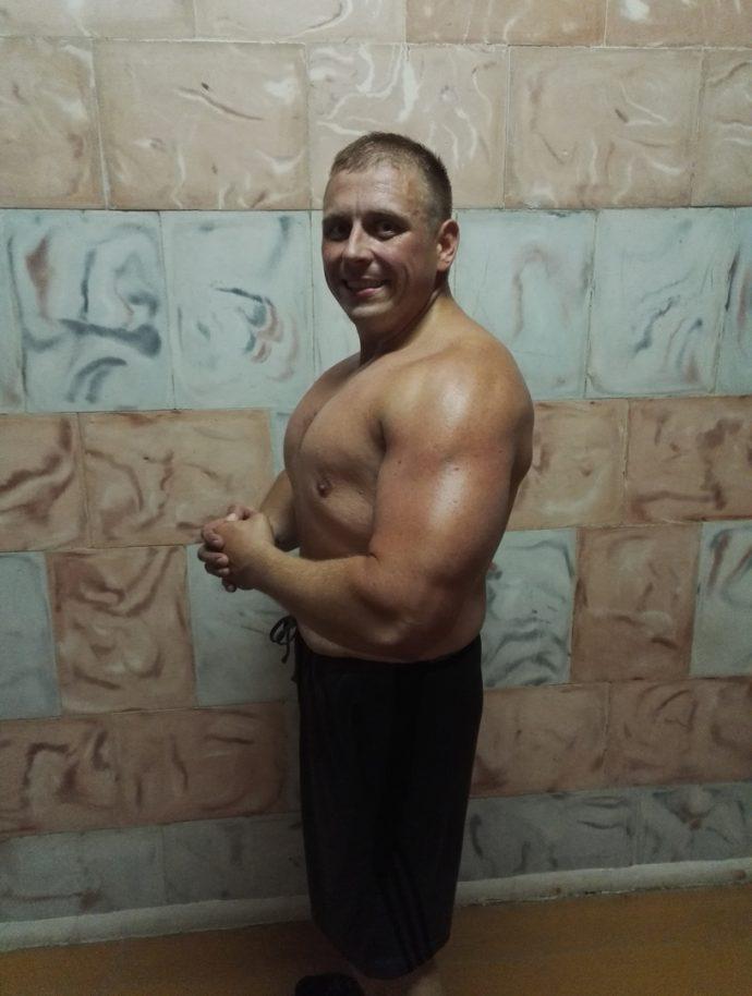Андрей Мишкин «после»