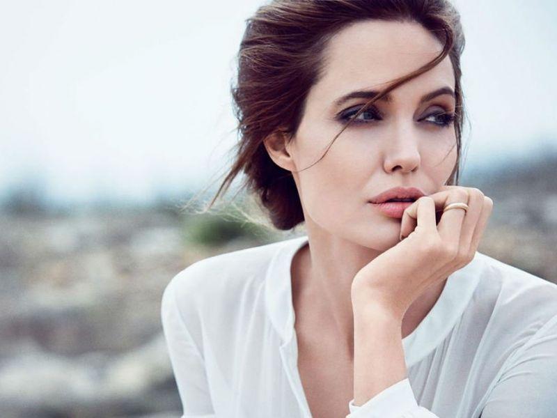 Секреты красоты и молодости Анджелины Джоли