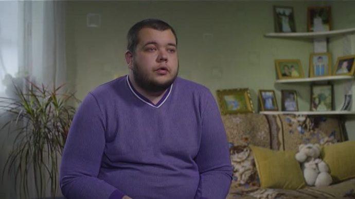 Максим Акимов «до»