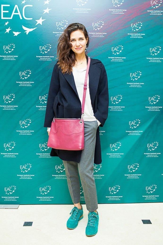 Екатерина Климова в полный рост