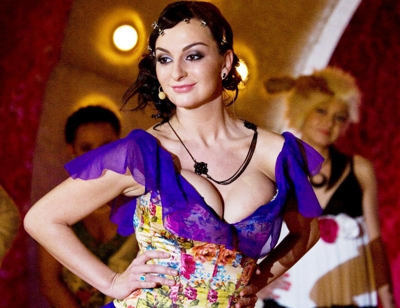 Как изменилась Екатерина Варнава за 10 лет: подборка фото