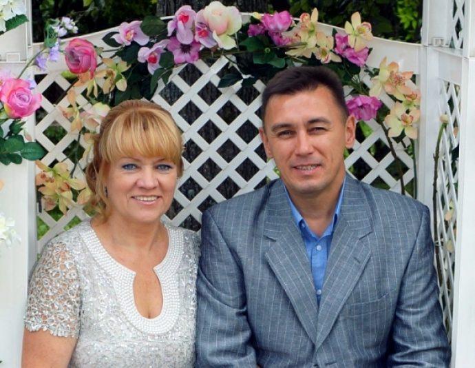 Участинки шоу Давай поженимся Ольга и Рашид