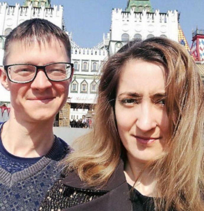 Участинки шоу Давай поженимся Борис и Лера