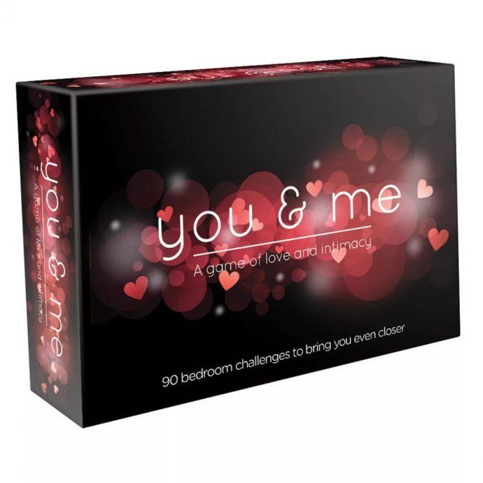 Парная игра «You & Me»