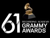Логотип 61-ой премии Grammy Awards