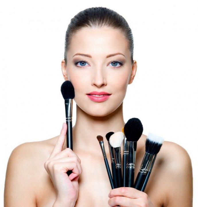 Выбор кистей для макияжа