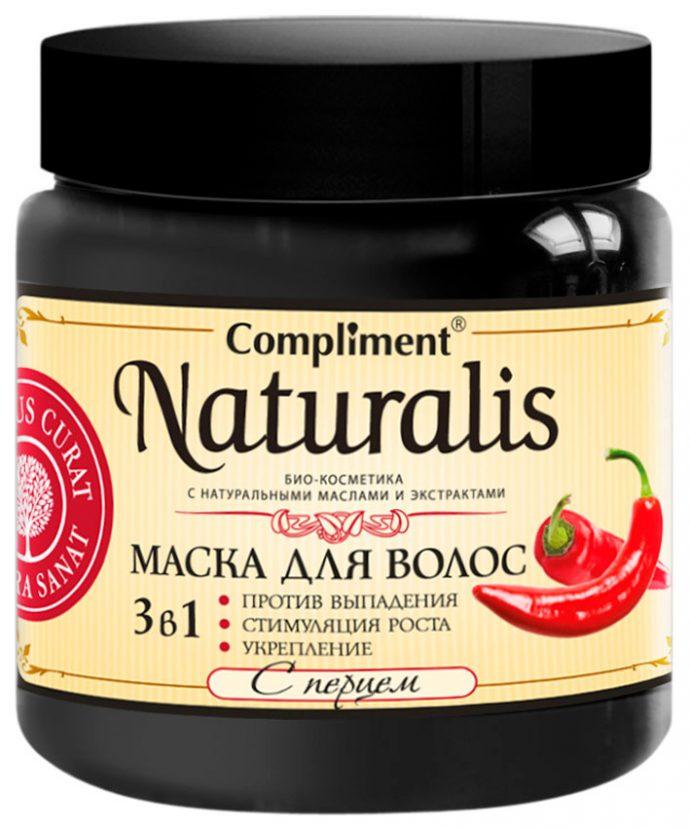Восстанавливающая маска для волос Compliment Naturalis