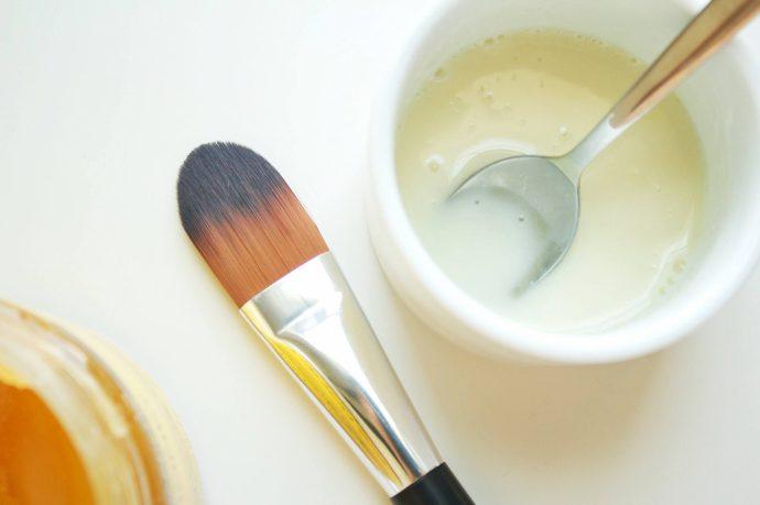 Приготовление маски для волос