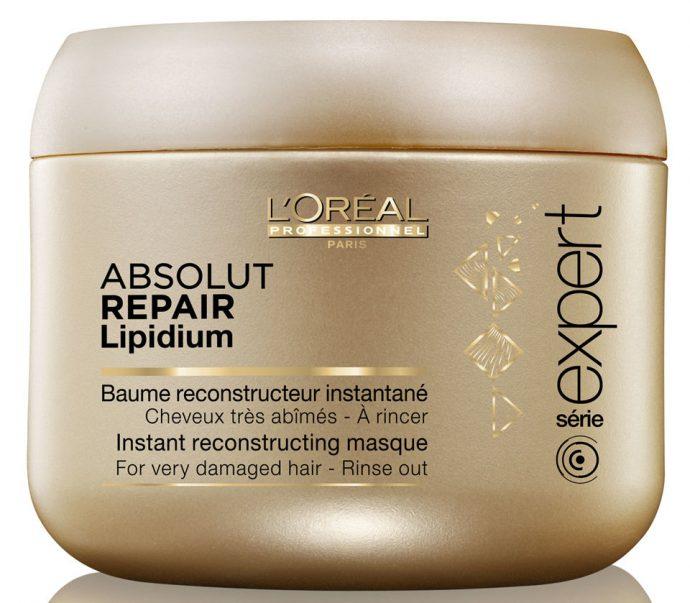 Восстанавливающая маска для волос L'Oreal Professionnel Absolut Repair Lipidium