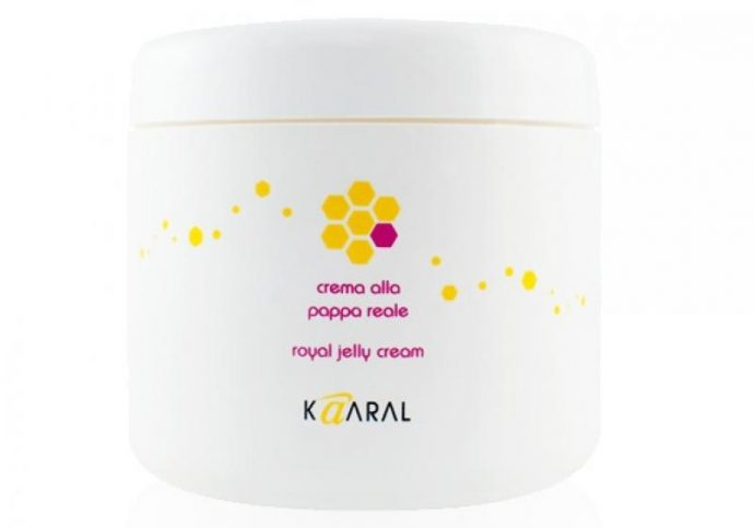 Восстанавливающая маска для волос Kaaral Royal Jelly Cream
