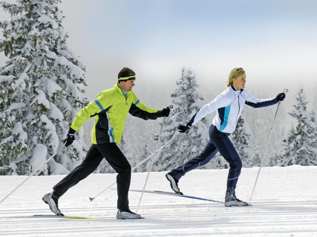 Бег на лыжах: правильные техники, польза тренировок, расход калорий