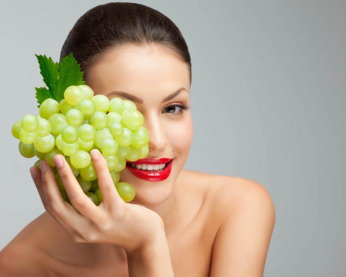 Масло из косточек винограда для лица