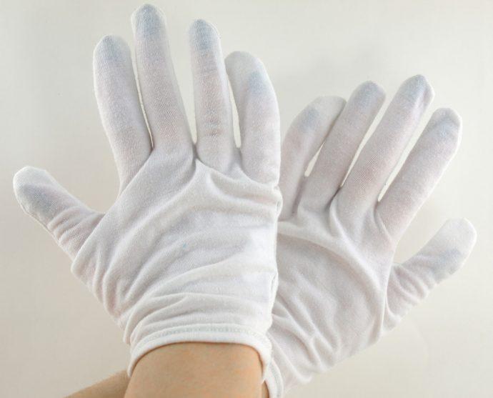 Косметические перчатки