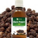 Эфирное масло чёрного перца