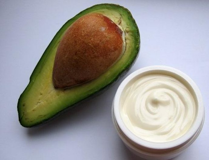 Домашний крем из масла авокадо