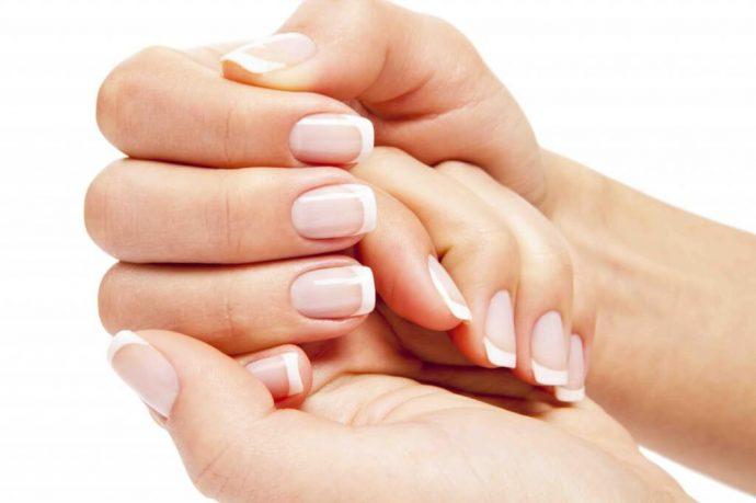 Красивые здоровые ногти