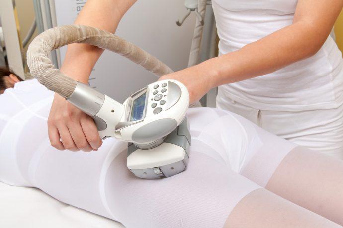 Выполнение LPG массажа