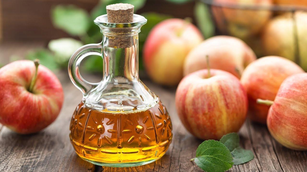 Яблочный уксус для лица от морщин – маски и действие