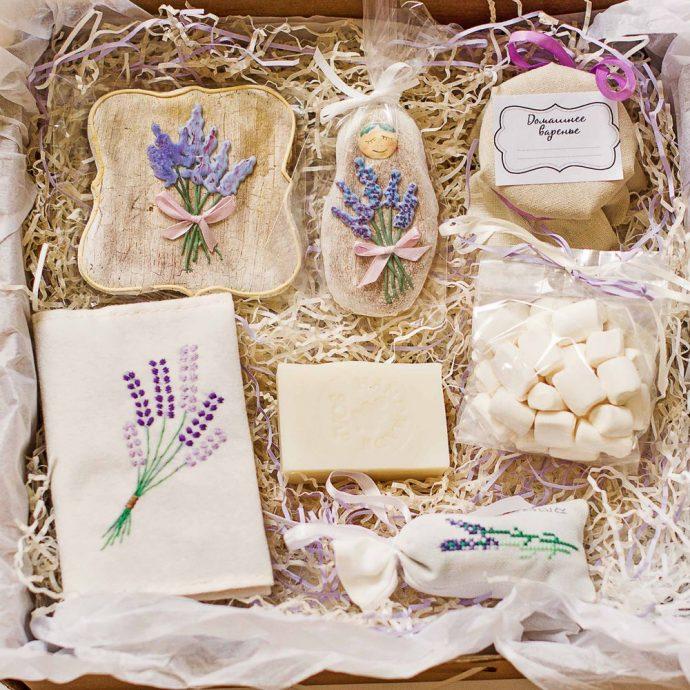 Мыло и саше в подарок