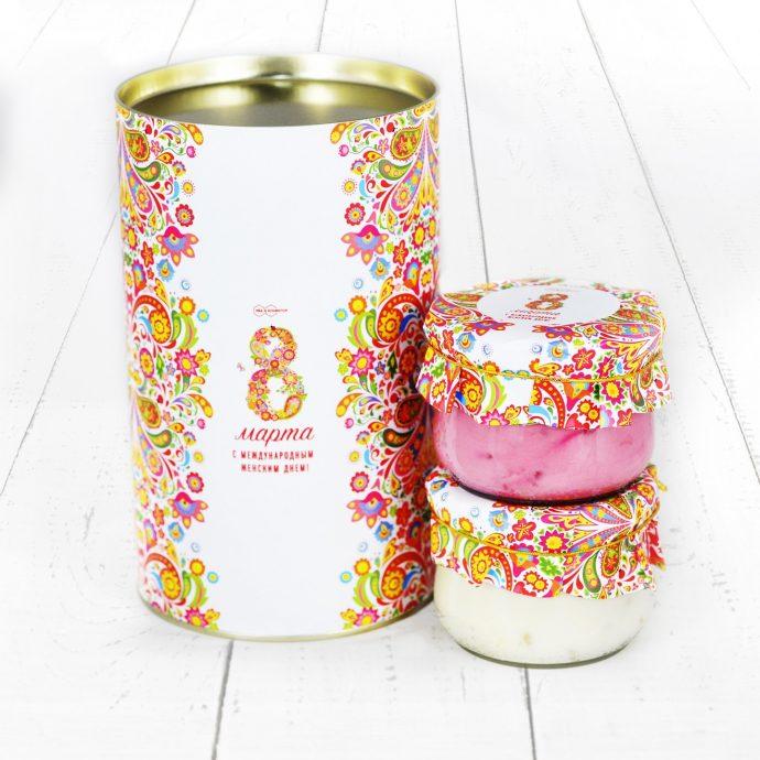 Упаковка сладостей в подарок