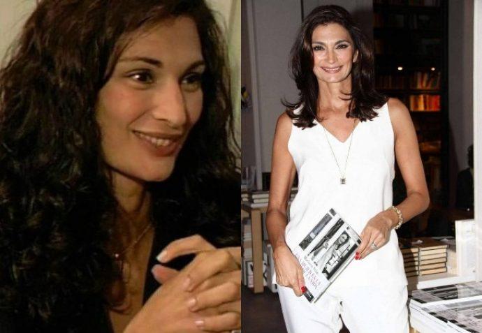 Актриса Мариана Ариас 20 лет назад и сейчас