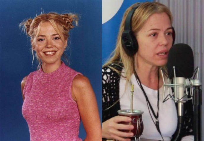 Актриса Вероника Виейра 20 лет назад и сейчас