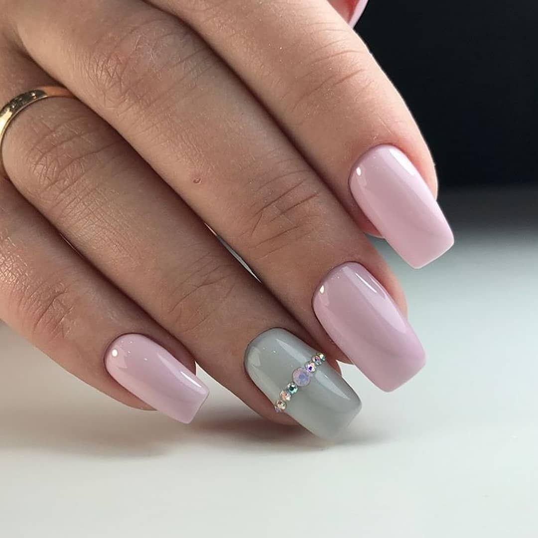 Маникюр в пастельных тонах для коротких и длинных ногтей ...