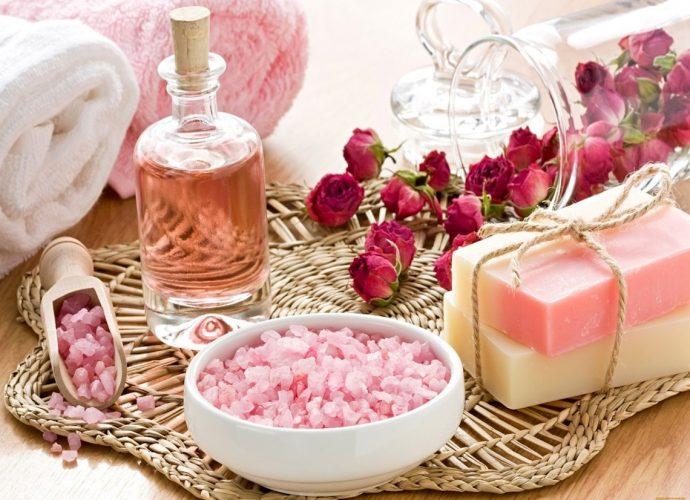 Набор косметики для ванны