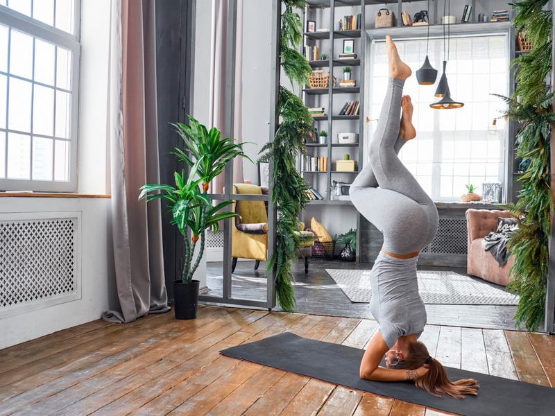 14 сложных асан йоги, которые нарушают все законы природы