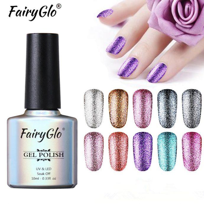 Лак для ногтей Fairy Glo