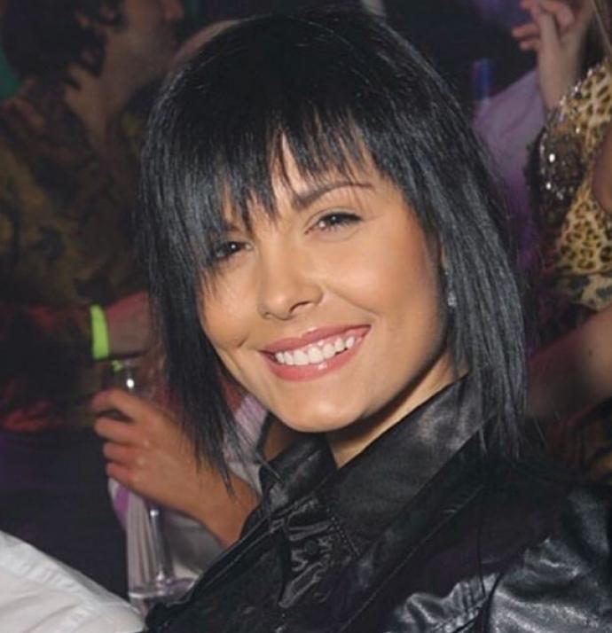 Мария Горбань в 2005 году