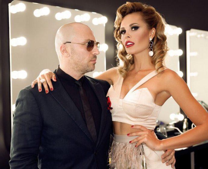 Мария Горбань и Дмитрий Нагиев