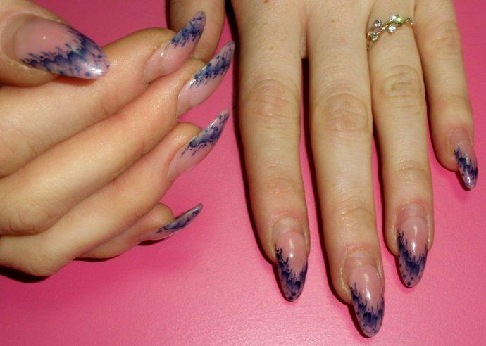 Наращённые ногти