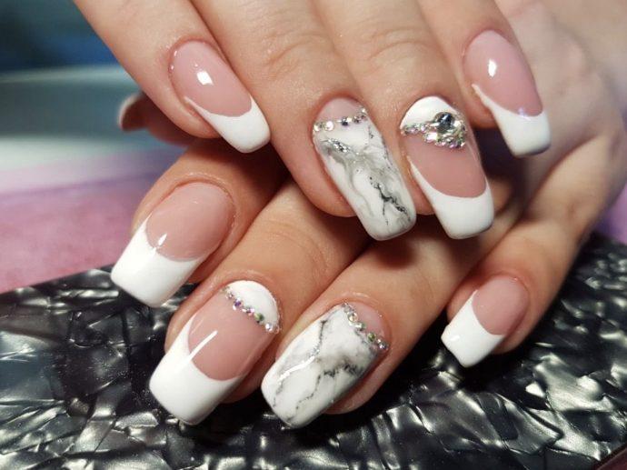 Дизайн нарощённых ногтей