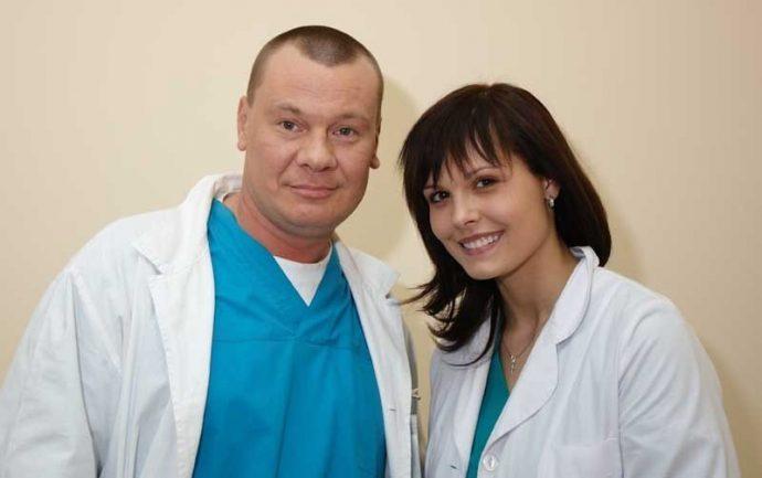 Мария Горбань и Владислав Галкин