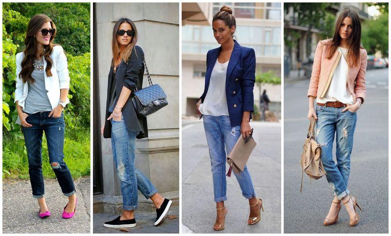 Ищем плюсы и минусы: джинсы скинни vs бойфренды