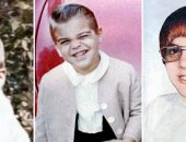Джорж Клуни в детстве