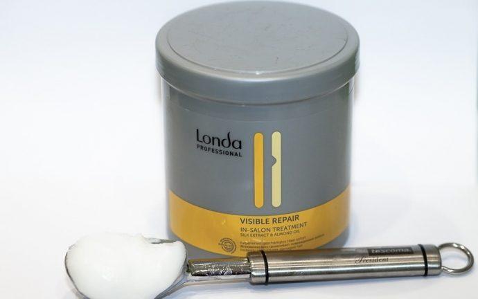 Увлажняющая маска для волос Londa Professional VISIBLE REPAIR Treatment