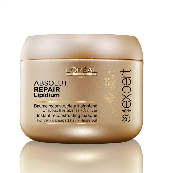 Увлажняющая маска для волос L'Oreal Professionnel Absolut Repair Lipidium
