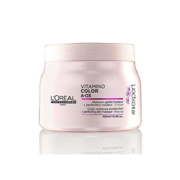 Увлажняющая маска для волос L'Oreal Professionnel Vitamino Color A-OX